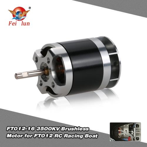 Feilun FT012-16 3500KV Brushless Motor per motori di barche pezzo di ricambio per Feilun FT012 RC Boat
