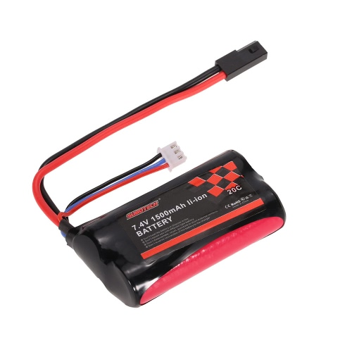 SUBOTECH BG1506 BG1507 BG1513 RCカーのためのオリジナルSUBOTECH 7.4Vの1500mAh 20Cリチウムイオン電池