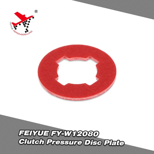 FEIYUE FY-W12080 Clutch Pressure Disc Plate for 1/12 FY-01 FY-02 FY-03 RC Car Parts