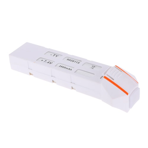 Original WLtoys 7.4V 2600mAh Li-po Battery for WLtoys Q696 Q696-A Q696-D Q696-E RC Quadcopter