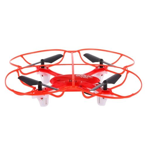 GoolRC T100 2.4GHz Controle Remoto Controle de Movimento de uma tecla com Drone RC Quadcopter com 360 ° Flip Function