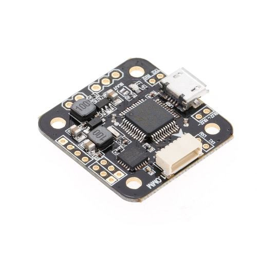 F3 Mini Flytower Flight Controller Betaflight 20 * 20MM avec OSD BEC 2S-4S pour FPV Quadcopter