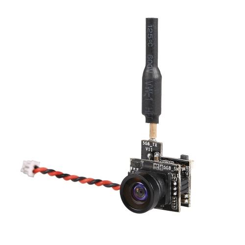 Caméra FPV 700TVL à balayage numérique NTSC 5.8G 48CH 25mW Transmetteur VTx pour JJRC H36 T36 Quadcopter Blade Inductrix Micro FPV Drone