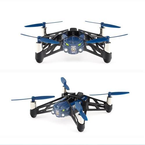 Parrot Minidrone Night McLane Airborne RC Quadcopter - RTF