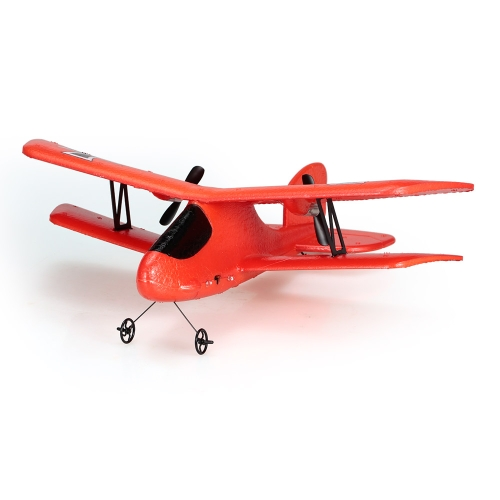 Flybear FX-808 2.4G 2CH Remote Control Glider 300mm Wingspan EPP Micro Indoor RC Airplane RTF