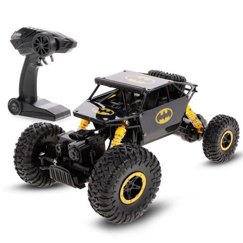 JD Spielzeug 699-89AL 1/18 2,4G 4WD Rock Crawler RC Buggy Bergsteiger Auto