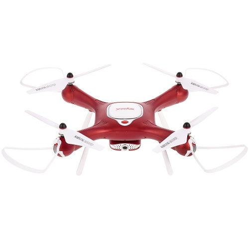 Syma X25W Wifi FPV Adjustable 720P HD Camera Optical Flow Positioning RC Drone Quadcopter RTF