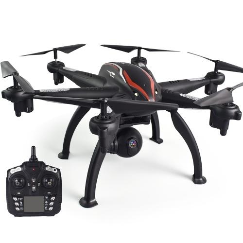 L100 2.4G 720P Grandangolo WiFi FPV Telecamera a 6 assi GPS RC Drone