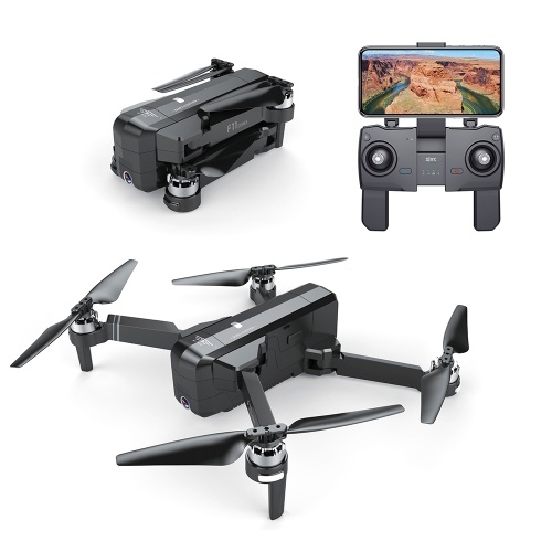 SJ R-C F11 GPS 1080P 5G Wifi FPV Brushless Selfie RC Drone Quadcopter