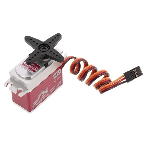JX PDI-HV7207MG 7KG Aluminium Waterproof Digital Coreless Servo for RC Car Helicopter Boat Airplane