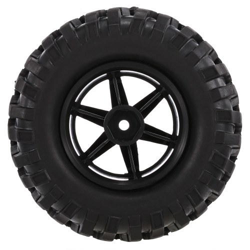4 PZ 1/10 RC Buggy Tire 6 Raggi per 1/10 HSP Redcat Traxxas Axial SCX10 RC4WD D90 CC01 RC Rock Crawler