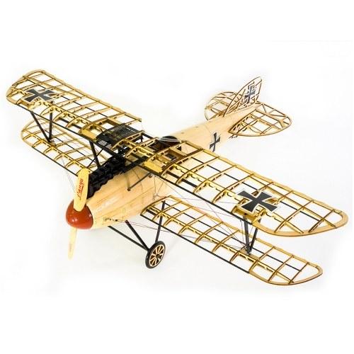 Asas de Dança Passatempo VS02 1/15 Wooden Static Aeroplane Model