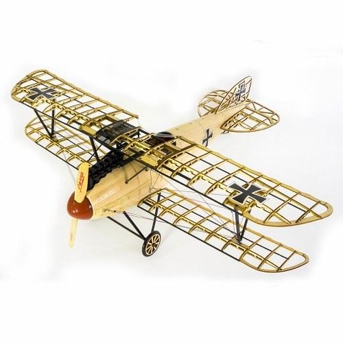 Dancing Wings Hobby VS02 1/15 Wooden Static Airplane Model