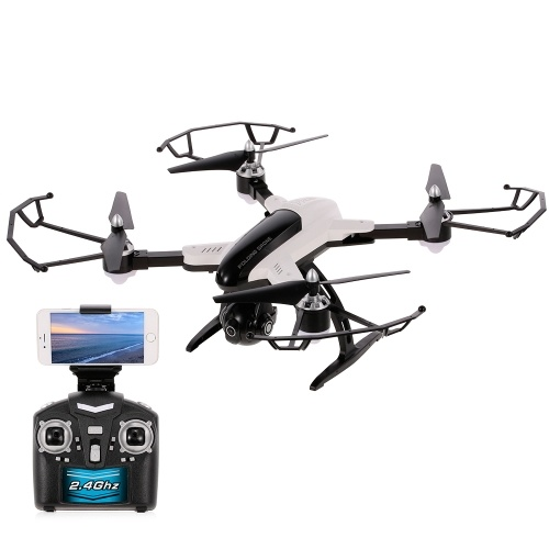 SONG YANG TOYS X33C-1 Foldable Voiced Control 720P Camera Wifi FPV Altitude Hold RC Training Drone