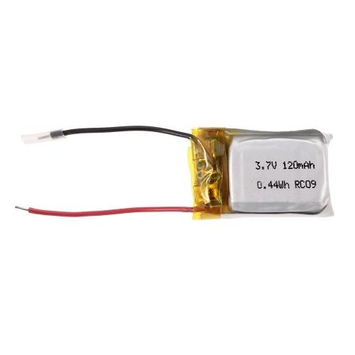 3.7V 120mAh Lipo Battery