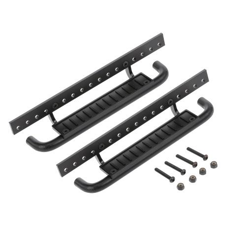 Pedale laterale in lega di alluminio 2 pezzi