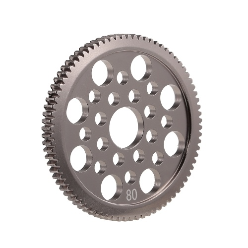 48DP 80T Metal Spur Gear