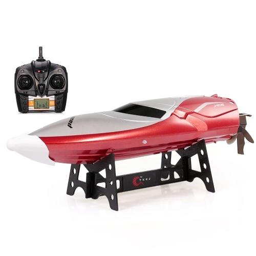 TKKJ H106 2.4G 2CH Racing Boat