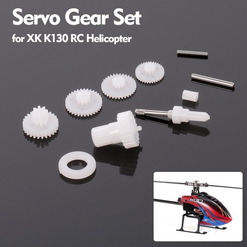Servo Gear Set RC Helicopter Part