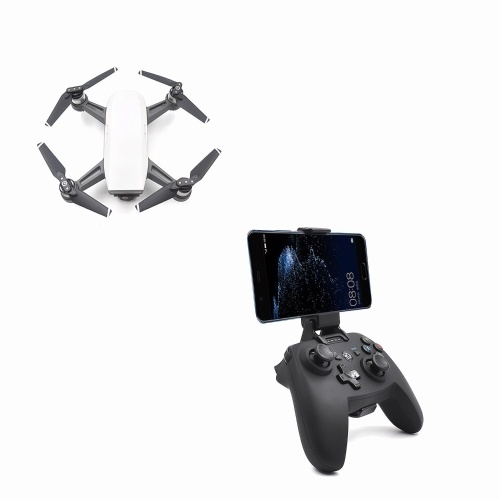STARTRC Wireless Remote Controller 2.4G Transmitter for DJI Spark Console Joystick Controller with Phone Holder
