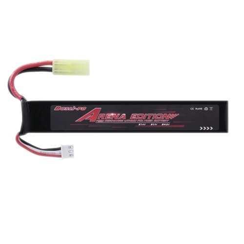 BosLi-Po 7.4V 1200mAh Lipo Airsoft Battery