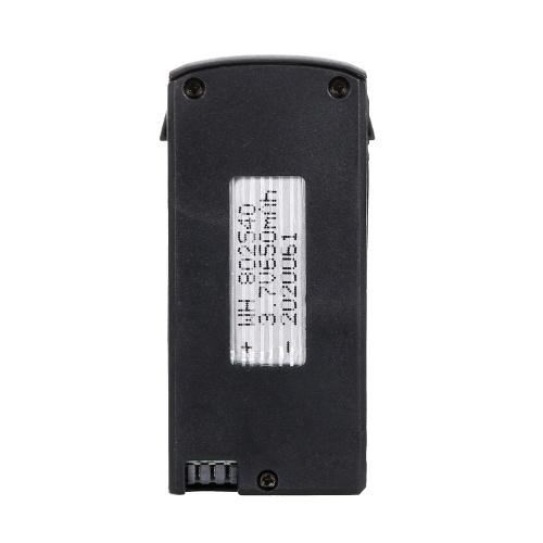 S66RCドローンと互換性ありRCドローンバッテリー3.7V650mAhリチウム交換用バッテリーRCクワッドコプター用モジュラーバッテリー