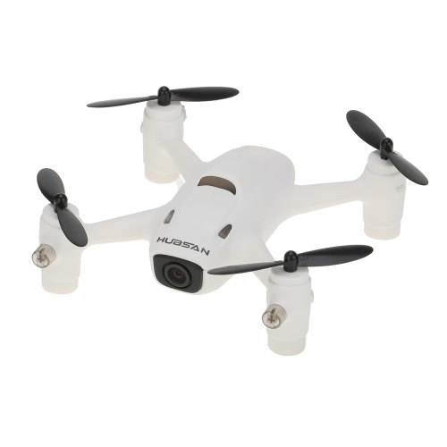 Original Hubsan H107C + 2.4GHz 4CH 6 eixos Gyro RC Quadcopter RTF Drone com 720P HD Camera