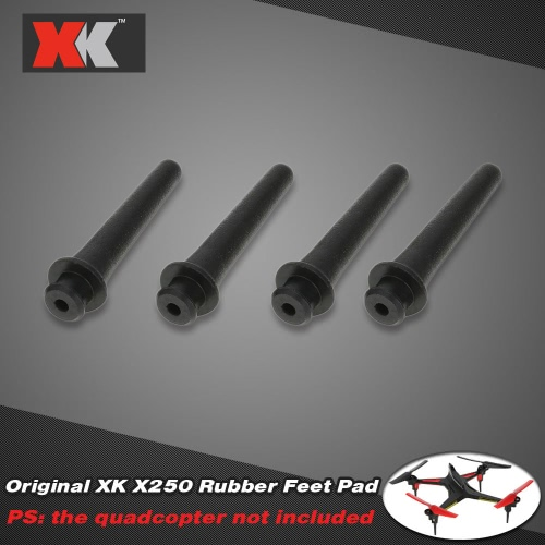 4Pcs Original XK X250-015 Rubber Feet Pad for XK X250 RC Quadcopter