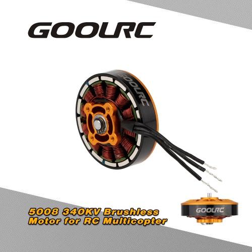GoolRC 5008 340KV Brushless Motor for RC Multicopter Hexacopter Octacopter