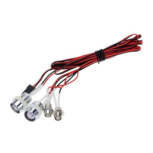 Sistema di luce LED GTPOWER L4 per il modello di camion auto RC