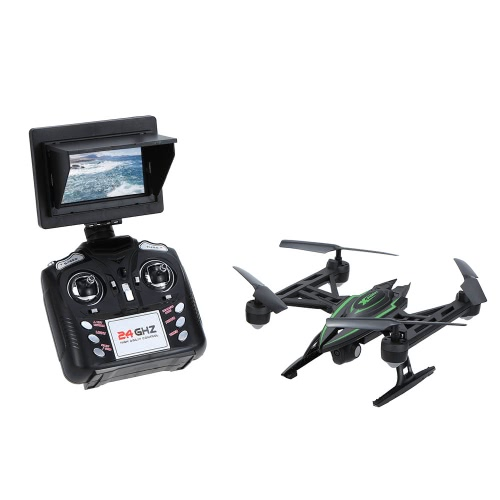 JXD 510G 5.8G FPV 2MP Camera RTF RC Quadcopter