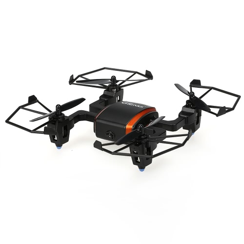 Original GTeng T901F Flying Spider 5.8G FPV RC Quadcopter com 720P HD Camera e Headless Mode RTF