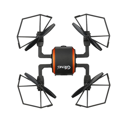 Original GTeng T901F Flying Spider 5.8G FPV RC Quadcopter with 720P HD Camera and Headless Mode RTF