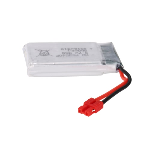 X5HW-11 3.7V 500mAh akumulator LiPo do symulatora X5HW X5HC RC Quadcopter