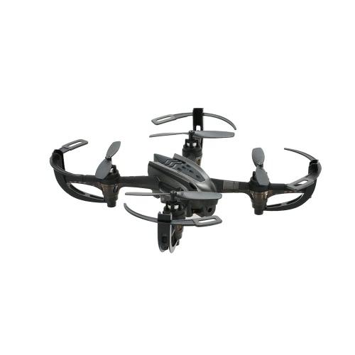 Original Yizhan iDrone i4w 2.4G 4CH 6-axis Gyro WiFi FPV 0.3MP Camera RTF RC Quadcopter Drone with 3D Flip CF Mode One-key Return Function