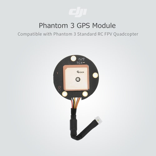 Original DJI Phantom 3 Part 67 GPS Module for DJI Phantom 3 Standard RC FPV Quadcopter