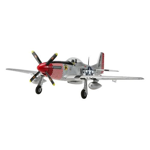 Originale GoolRC A-201 800 millimetri Apertura alare P51 Mustang Warbird EPO ala fissa dell'aeroplano PNP versione RC Aeromobili (con ESC, motore, Servo)