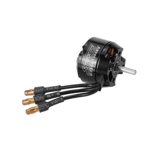 Original SURPASS Hochleistungs 2208 1350KV 14 Pole Brushless Motor für RC Flugzeug Fixed-Flügel