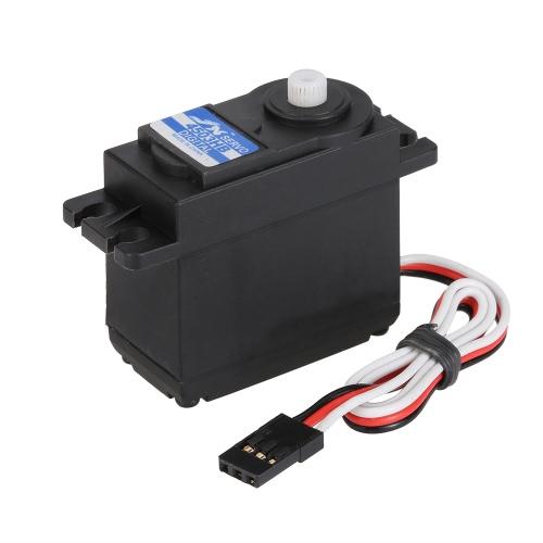 JX PDI-4503HB 3KG Plastikowe przekładnie cyfrowe standardowe serwomechaniczne do śmigłowca z łodzi motorowej RC
