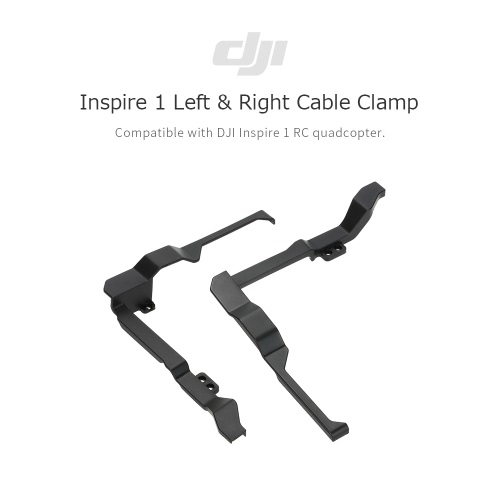 Original DJI Inspire 1 Part 43 Left & Right Cable Clamp for DJI Inspire 1 V2.0/Pro RC Quadcopter