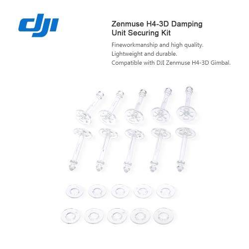 Original DJI Zenmuse H4-3D Gimbal Part 2 Damping Unit Securing Kits for DJI Zenmuse H4-3D Gimbal