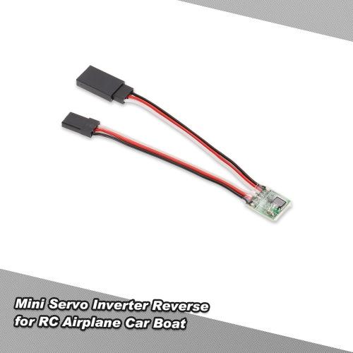 Mini Servo Inverter inverso per Servo di RC crogiolo di automobile