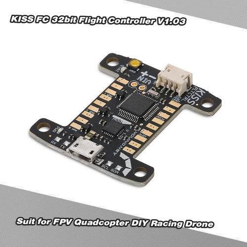 KISS FC 32bit Flight Controller v1.03 Betaflight dla QAV210 QAV250 DIY FPV Racing Drone Quadcopter