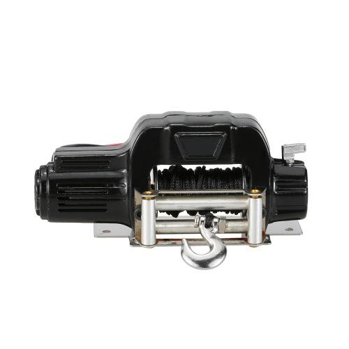 1/10 Electric Automatic Winch gąsienicowe i 30A szczotkowana ESC Przełącznik Kontroler RC 1/10 JEEP Axial SCX10 AX10 Tamiya CC01 HSP Traxxas RC4WD: Rock Crawler