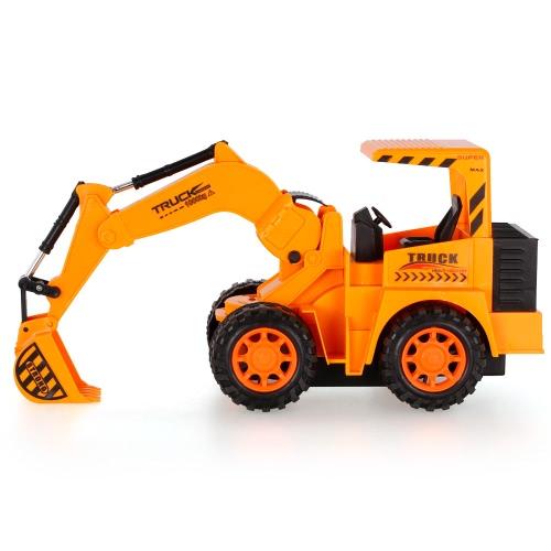567TOYS 567-5 1/18 5CH RC掘削機エンジニアリングトラックRCカー
