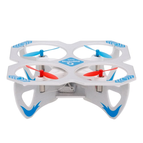 Techboy TB-820 DIY 2.4GHz Fernbedienung One-Key-Motion Controlling Drone RC Quadcopter mit 3D Flip-Funktion