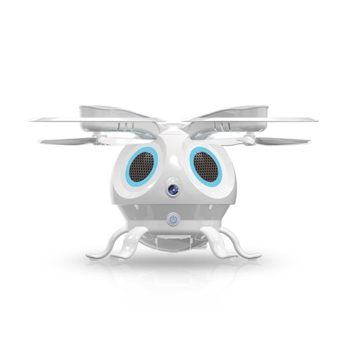 FLYPRO Sepia Detective Artifact UAV Wifi FPV 720P Camera Selfie Drone Flight Path G-sensor Visual Positioning RC Quadcopter APP Control