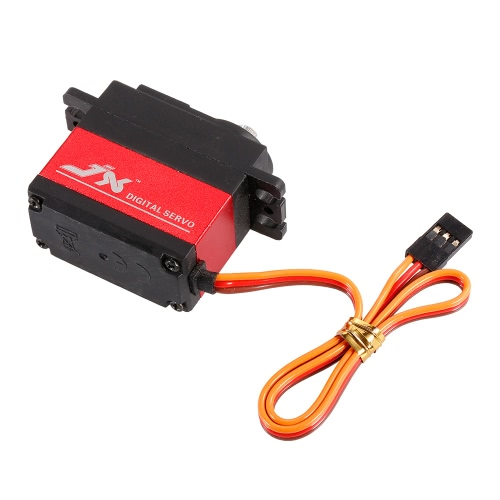 JX PDI-6209MG 4.8V-6V 0.13sec/60° 9.35kg Digital Metal Servo Aluminums Case for 1/10 RC car