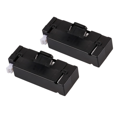 2pcs Original JJR/C 3.7V 400mAh Li-po Battery for JJR/C H37 Mini Wifi FPV Drone Quadcopter