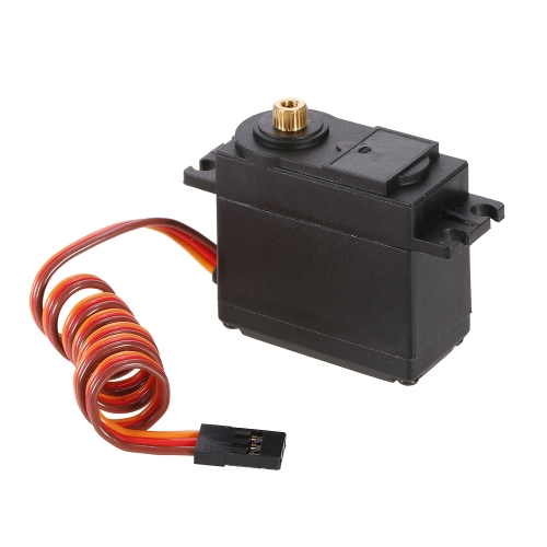 ZD Racing 9KG Steering Servo 6V-7.2V 0.16sec/60°Metal Gear Waterproof Servo for 1/8 1/10 RC Car